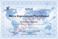 Micro Expressions Certificate